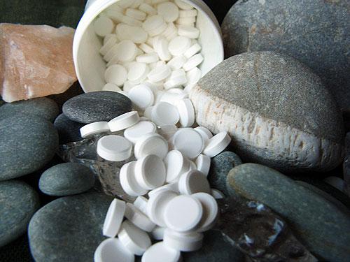 Tissue-salts